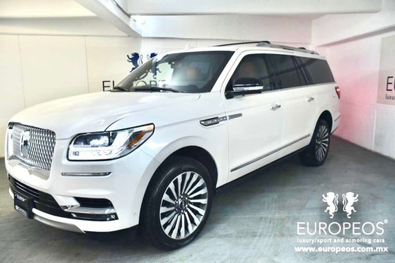 Lincoln Navigator 2019 3.5 Reserve L At
