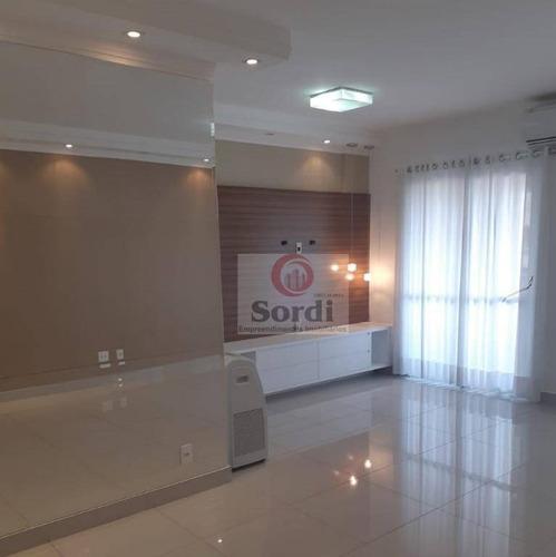 Apartamento À Venda, 101 M² Por R$ 590.000,00 - Jardim Botânico - Ribeirão Preto/sp - Ap3463