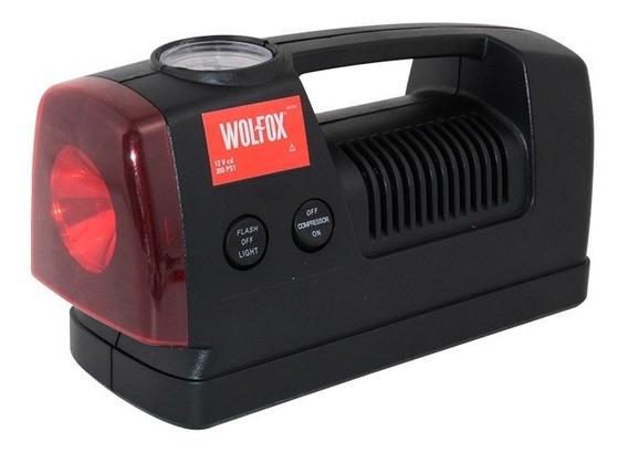 Compresor De Aire 300 Psi Wolfox Wf1010