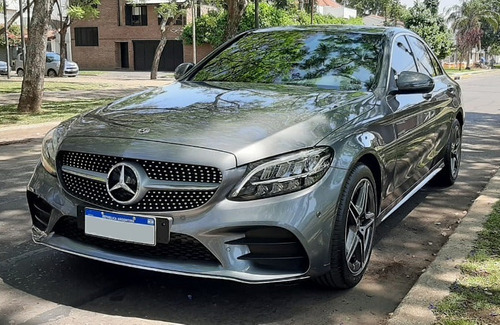 Mercedes Benz C300 Amg Line