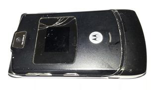 Sucata Motorola V3 Preto Gsm