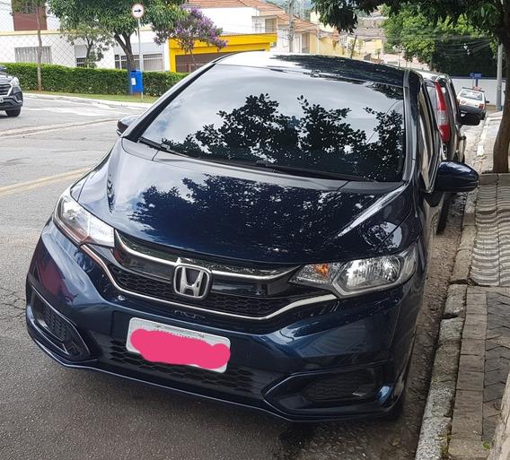 Honda Fit 1.5 Personal Flex Aut. 5p 2018