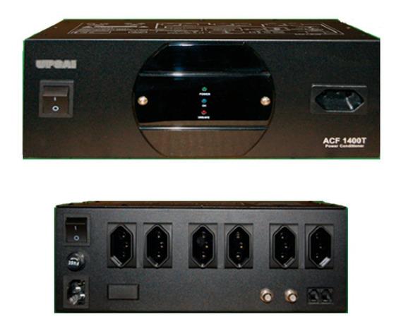 Condicinonador Transformador Acf 1400-t Upsai Acf1400t