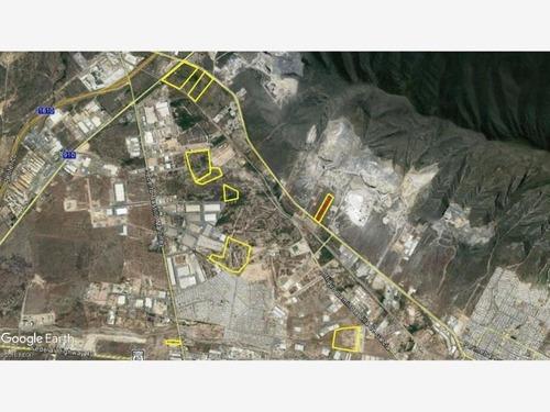 Terreno En Venta En Industrial Santa Catarina, Santa Catarina