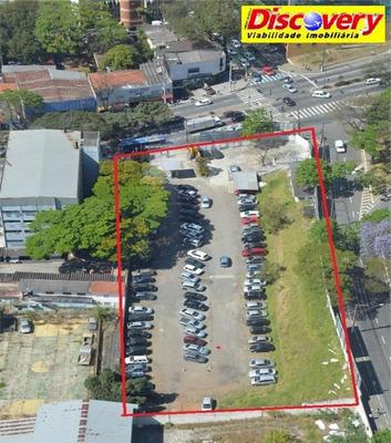Área Para Incorporação - Centro - Guarulhos - Te0048