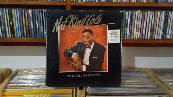 Lp Nat King Cole Songs We