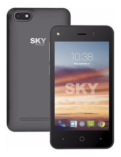 Celular Smartphone Sky Platinum 4.0