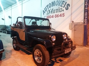 Jeep Willys 1961 6 Cilindros Original