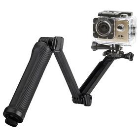 Câmera Go Pro 4k Sport Wifi Action Cam Hd + Bastão Selfie