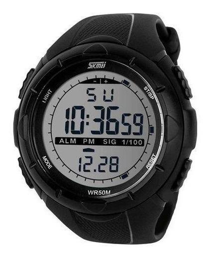 Relógios Masculinos Esportivos Digital Skmei Original 1025