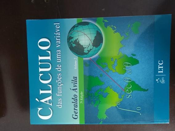 Cálculo Funções De Uma Variável Vol. 2 7ª Ed.