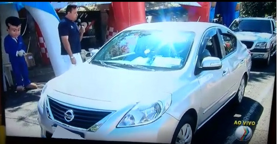 Nissan / Versa 16sv Flex Prata 2011 / 2012 Particular- Lindo