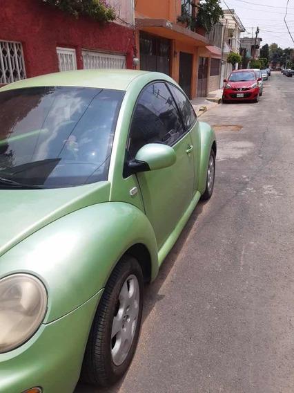 Volkswagen Beetle 2.0 Gls At 2002