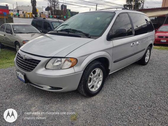 Chrysler Voyager 2003 3.3l Lx Family Comfort Mt