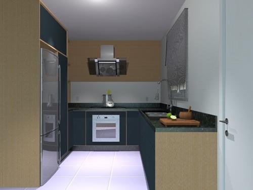 Imagem 1 de 5 de Projetos Móveis 3d Marcenaria, Plano De Corte, Promob