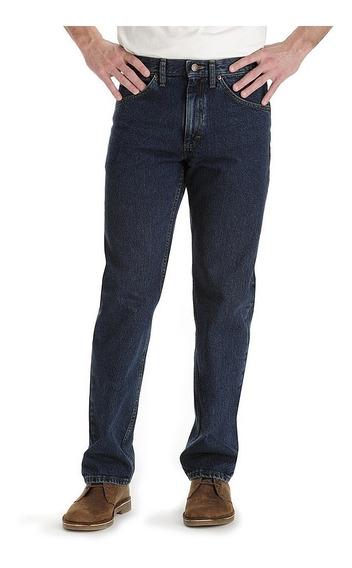 Jean Recto Clasico Azul Hombre Pantalon Envio Gratis!