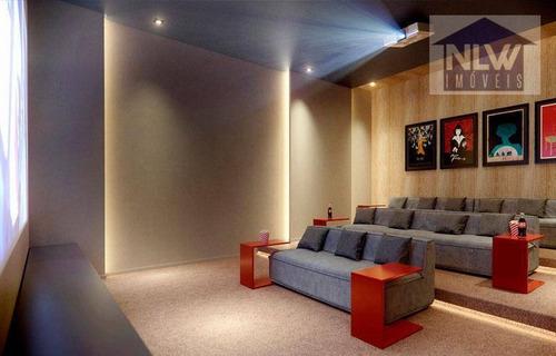Apartamento Com 2 Dormitórios À Venda, 56 M² Por R$ 601.913,02 - Brás - São Paulo/sp - Ap1923