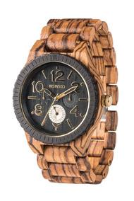 Relógio Madeira We Wood Masculino Wwkr06