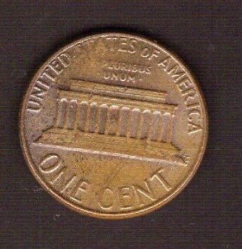Numismza Estados Unidos 1 Centavo 1982 ( M 100) Oferta