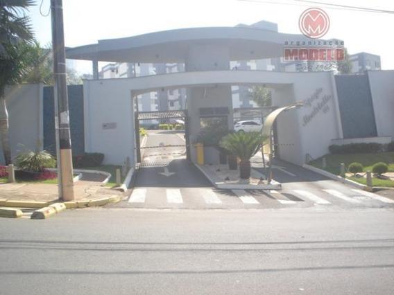 Apartamento Para Alugar, 50 M² Por R$ 800,00/mês - Nova América - Piracicaba/sp - Ap0051