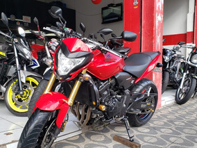 Honda Cb 600 Hornet Ano 2014 Com Abs Shadai Motos
