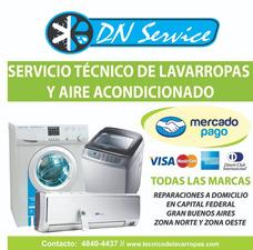 Servicio Tecnico De Lavarropas Service A Domicilio Drean Lg