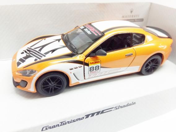 Auto Maseratti Mc Gran Turismo Coleccion Metal Esc 1:38