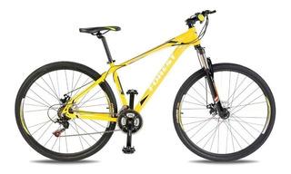 Bicicleta Mountain Bike Forest Rod 27.5 Aluminio 21v Bloqueo