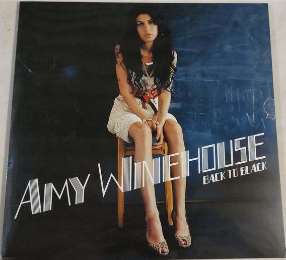 Lp Amy Winehouse Back To Black Uk Edition 180g Prontaentrega