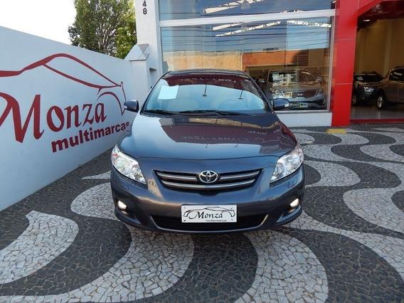Toyota Corolla Seg Automático 1.8 / Versão Top De Linha!!!