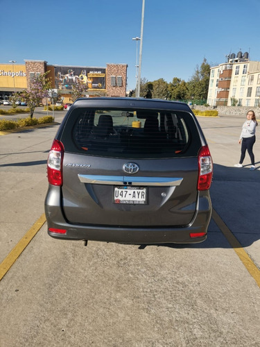 Imagen 1 de 5 de Toyota Avanza 2018 Única Dueña 52,000km