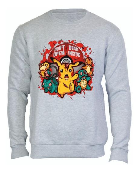 Buzo - Pokemon - Pikachu - Zombie - Anime