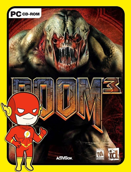 Doom 3 Edição Bfg Pc - Steam Key (envio Flash)