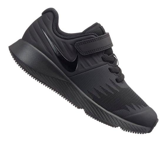 Tênis Nike Infantil Star Runner Psv Preto 921443005 Original