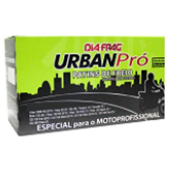 Patim Lona De Freio Apache Rtr Intruder Urban-pró Df402