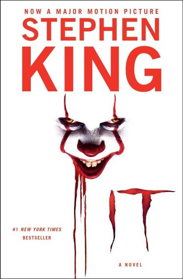Livro It: A Novel - Stephen King Importado, Novo, Lacrado