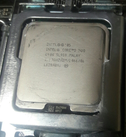 Processador Core 2 Duo E6400