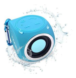 Mini Parlante Portatil Inalambrico Cubo Bluetooth Noga Water