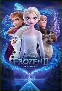 Frozen 2 Película Completa Full Hd Audio Latino (digital)