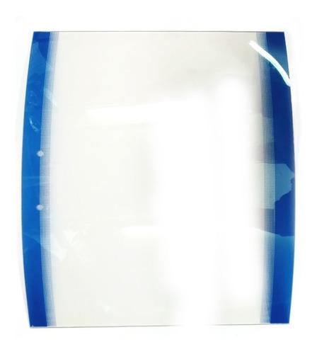 Repuesto Tapa Vidrio Por Unidad Curvo Freezer Inelro 350 Pi
