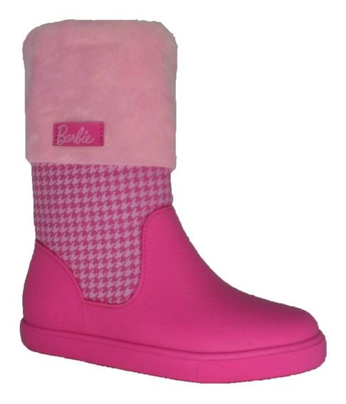 Bota Infantil Feminina Grendene Barbie Trends 21748 33% Off
