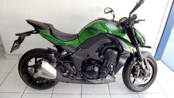 Kawasaki Z 1000 Abs 2018 Verde