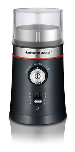 Hamilton Beach 80393 Molino De Café Eléctrico De Cafetera