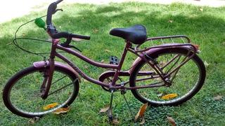 Bicicleta Rodado 24 Mujer