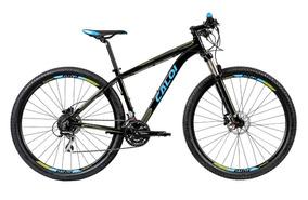 Bicicleta Mtb Caloi Atacama Aro 29 Tam 19 Câmbios Shimano