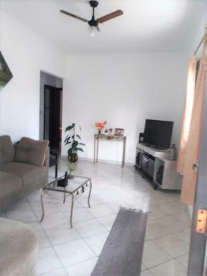 Casa 2 Dormitórios Na Guilhermina, Praia Grande T2g548c