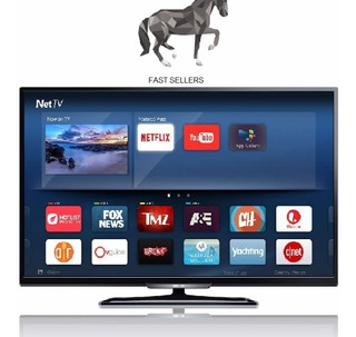 Tv De 50 Smart Tv Hdmi Led Wifi Marca Philips