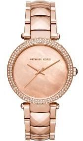 Relógio Michael Kors Mk6426 100% Original 1 Ano De Garantia