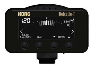 Afinador/metrónomo Para Trompeta/trombón Korg Aw-3t Dolcetto
