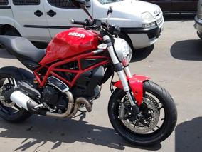 Ducati Monter 797 2018 Zero , Garantia De 2 Anos De Fabrica